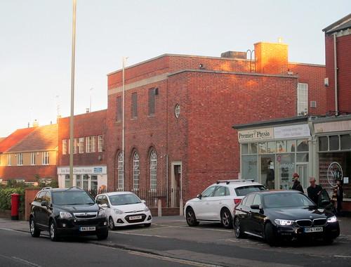 Art Deco Building East Boldon