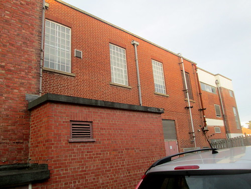 Side of Art Deco Building, East Boldon