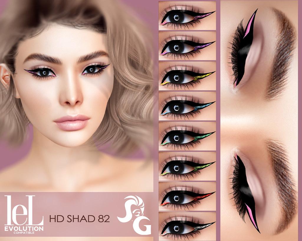 LeL Evo HD Shadow 82