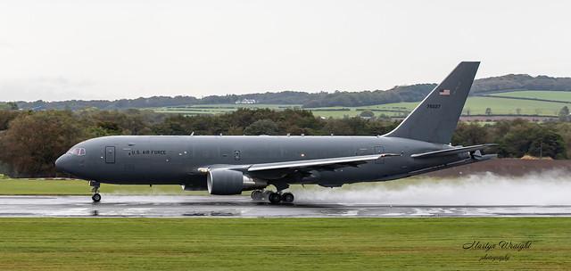 USAF Boeing KC-46 Pegasus