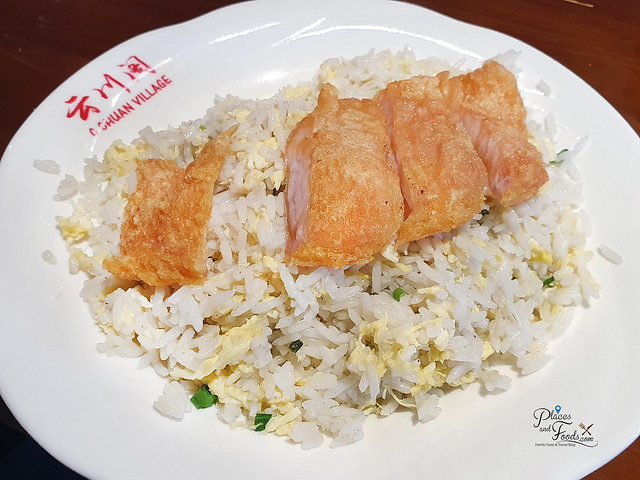 c chuan village pork chop rice