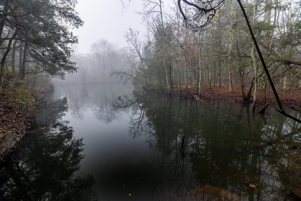 Quarry, Chickamauga National Military Park, Walker County, Georgia