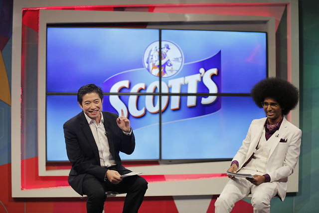 Pic 3 - Bryan Wong Sharing About the New Scott's Gummies with DHA in assorted flavours