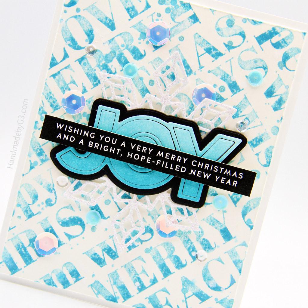 Joy card closeup1