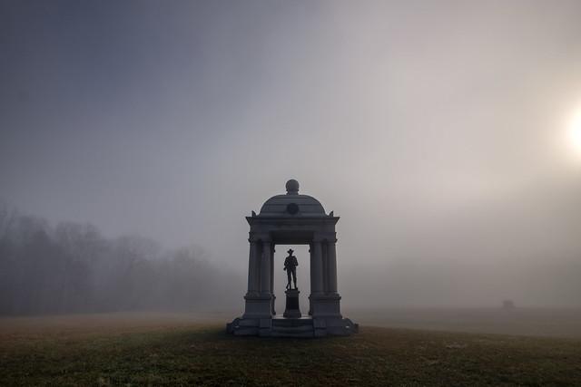 Florida monument, Chickamauga National Military Park, Walker County, Georgia 1