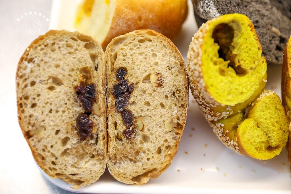 菠蘿麵包,蘆洲美食,蘆洲麵包店,謙謙手感烘焙 @陳小可的吃喝玩樂