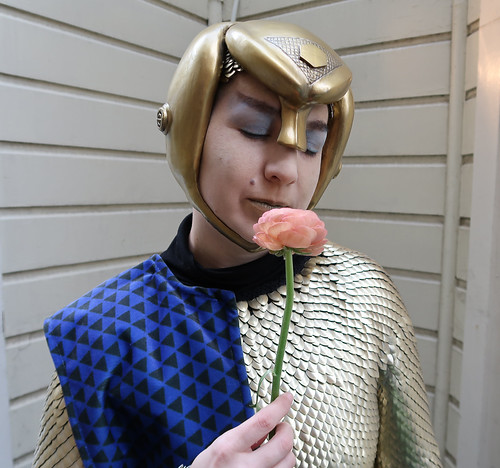 Romulan Photoshoot
