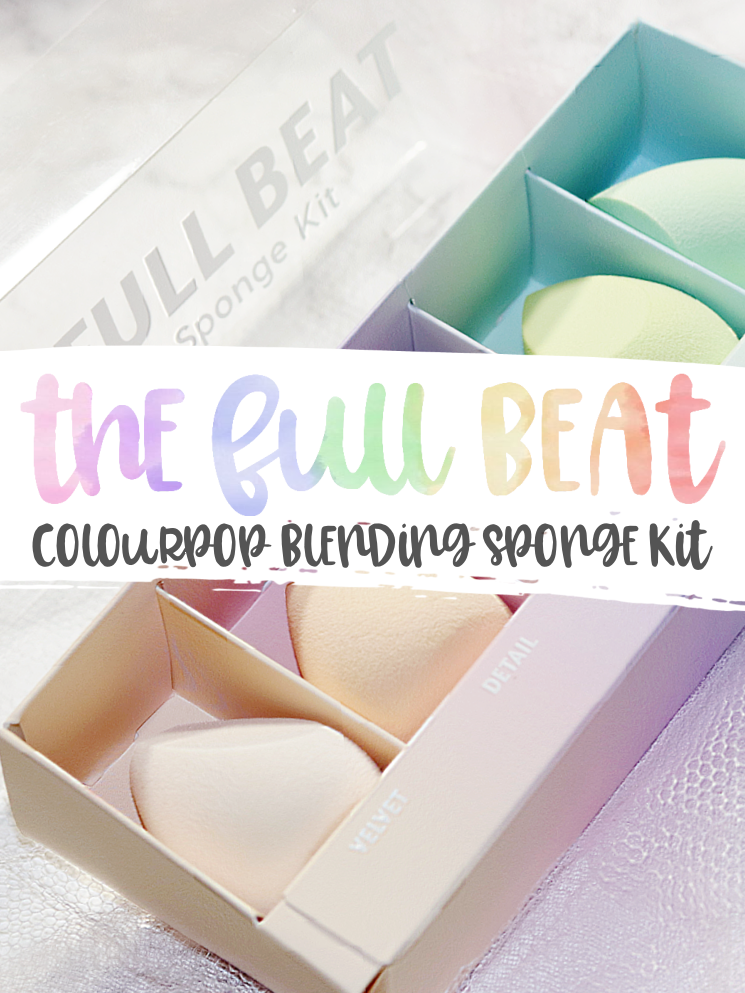 colourpop full beat blending sponge set (5)