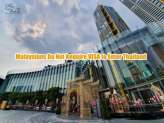 malaysia thailand visa