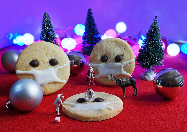 Weihnachts-Bäckerei 2020