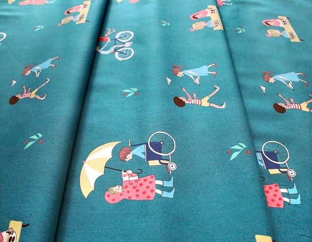 Michael Miller Fabrics Wonderful World DH9376-MARI Be a Friend Marigold