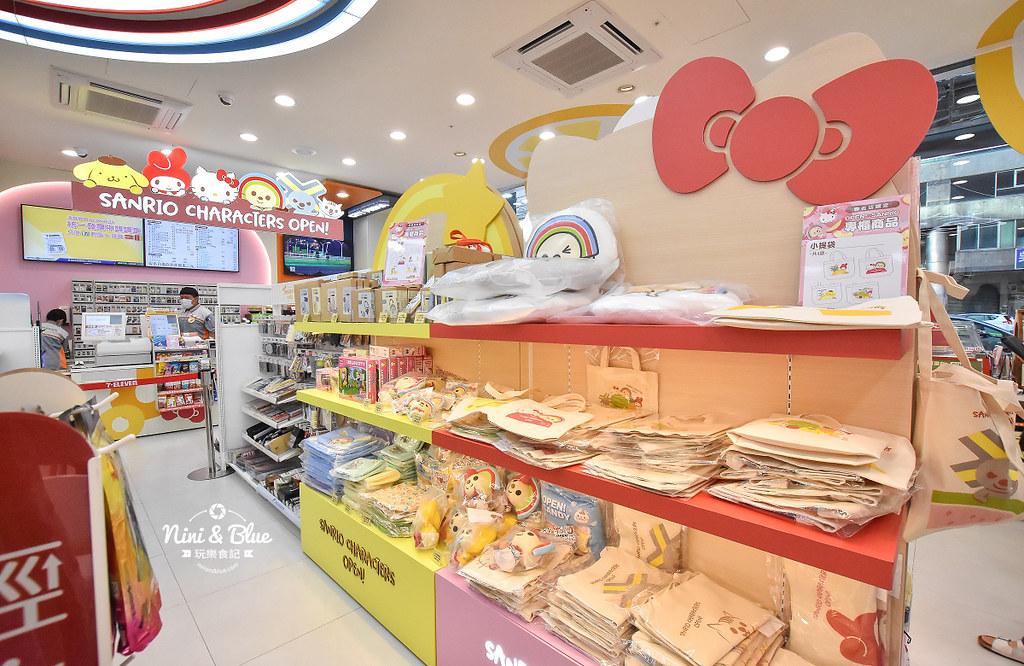 kitty &X-Store台中三麗鷗聯名7-11商店10