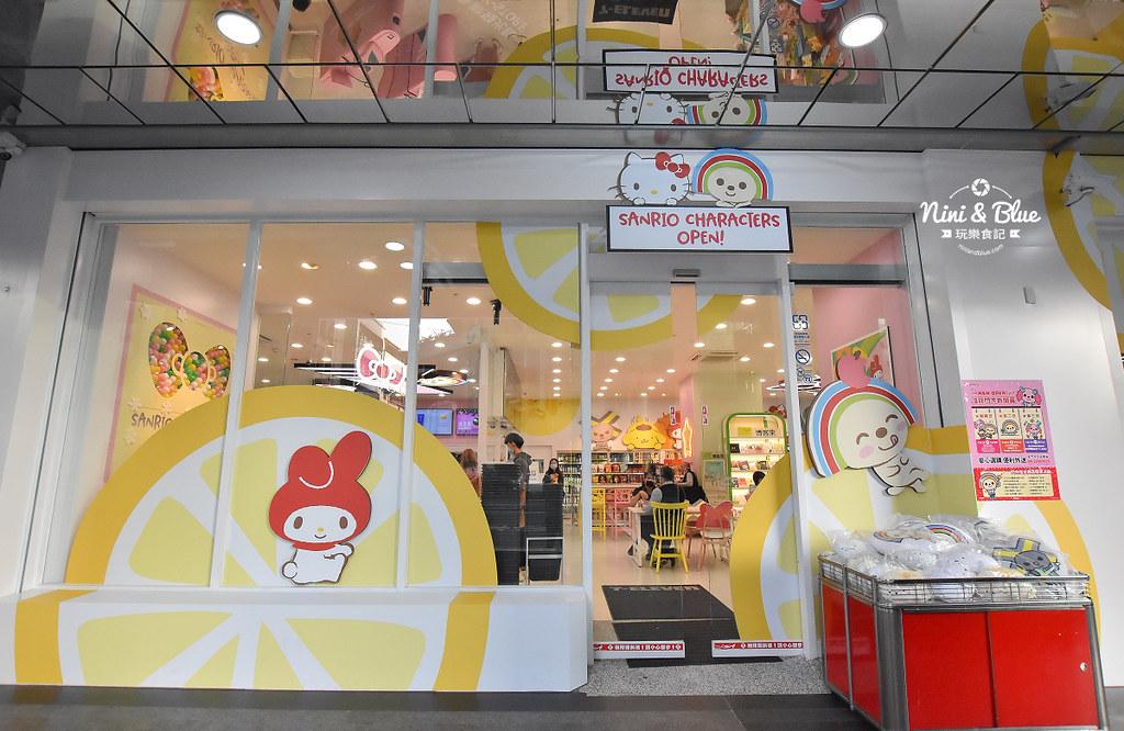 kitty &X-Store台中三麗鷗聯名7-11商店02