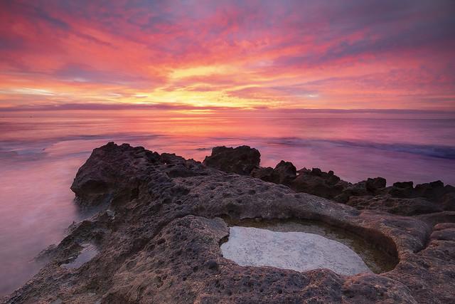 Cabo Huertas Amanecer