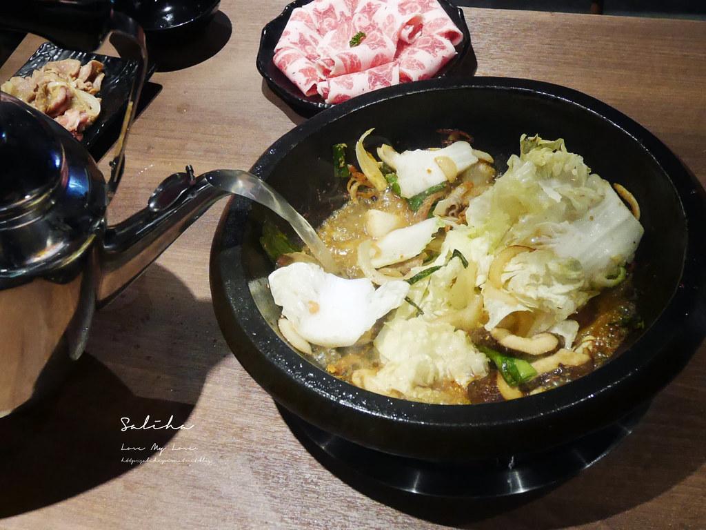 新北板橋一日遊餐廳美食推薦雅香石頭火鍋食材推薦食記心得分享湯頭好喝聚餐 (5)