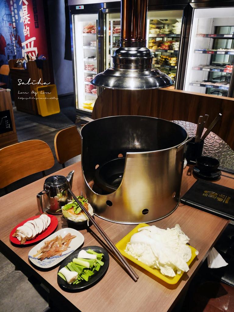新北板橋一日遊餐廳美食推薦雅香石頭火鍋食材推薦食記心得分享湯頭好喝聚餐 (1)