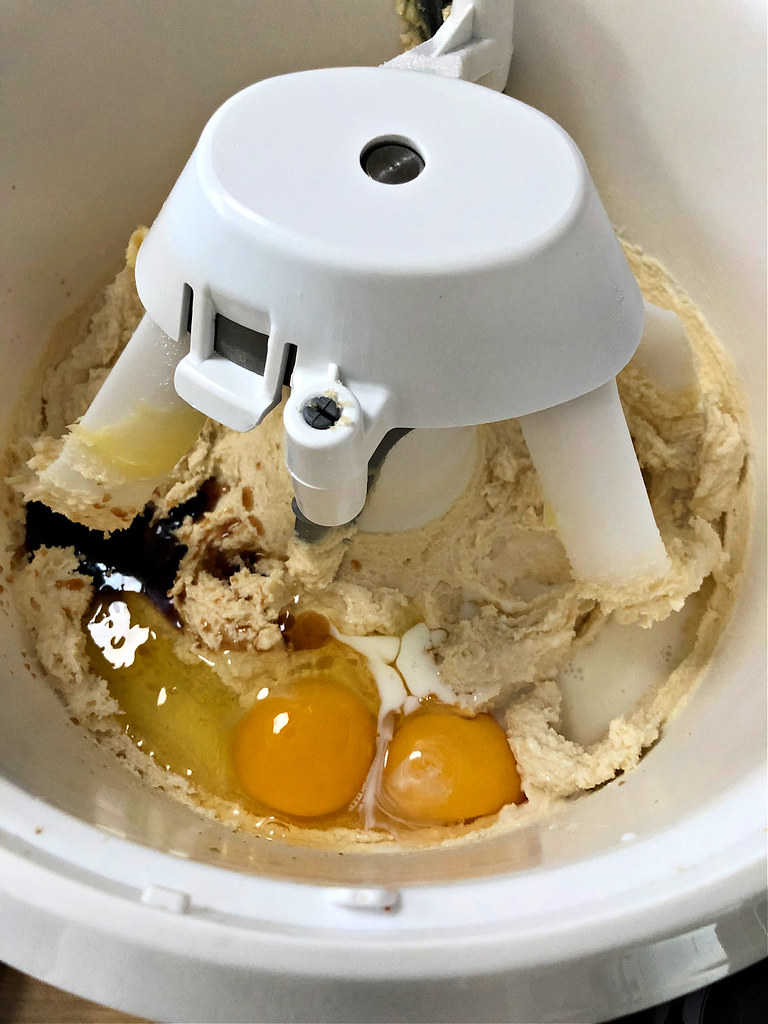 making inside out cookie dough