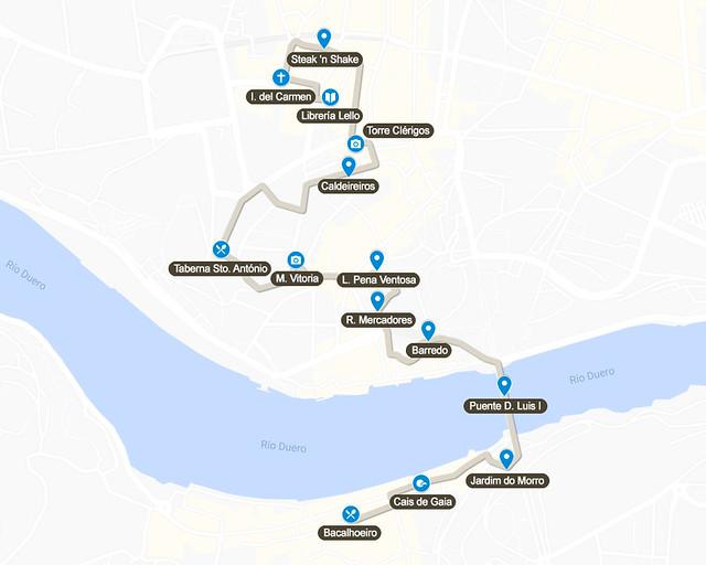 Día 2 de nuestra ruta por Oporto en 3 días