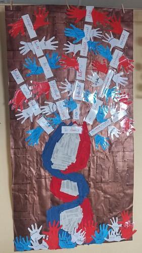 Journée de la laïcité 2020 à l'école de Périgné (79)