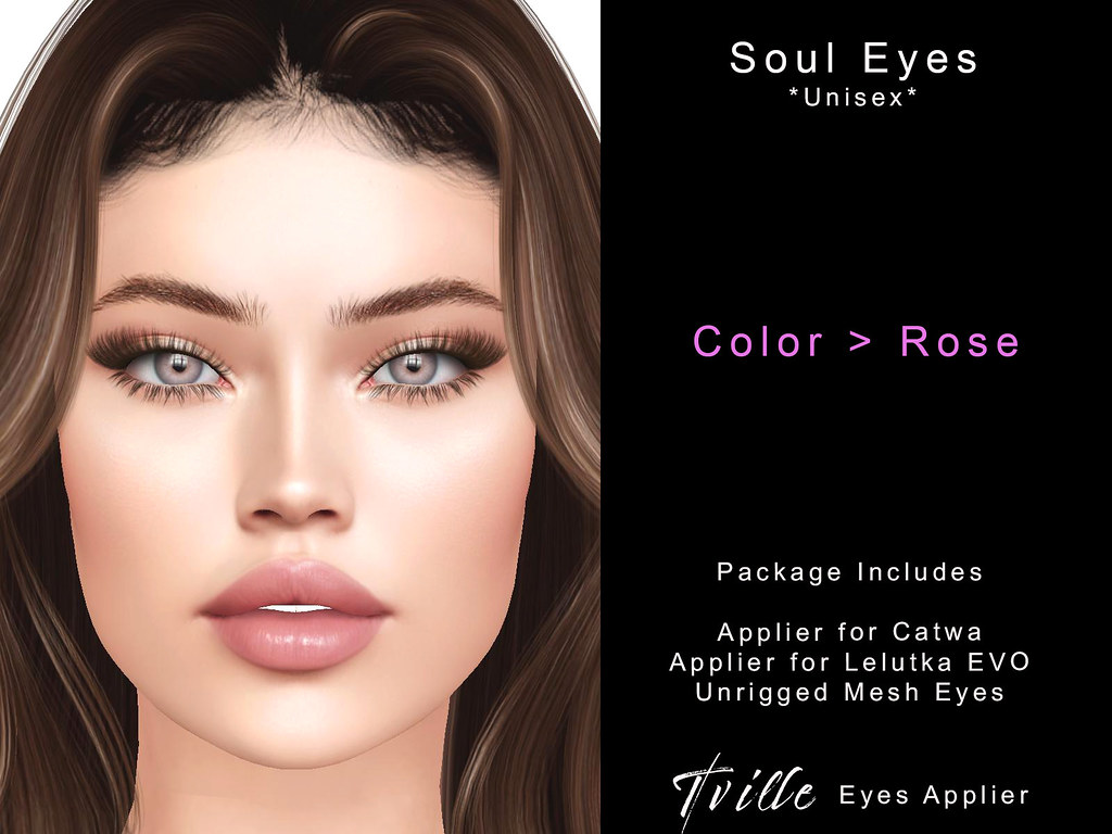 Tville Soul eyes rose