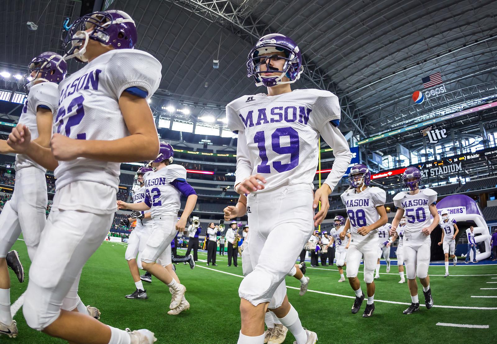 Mason vs New Deal | Texas Review | Ralph Arvesen