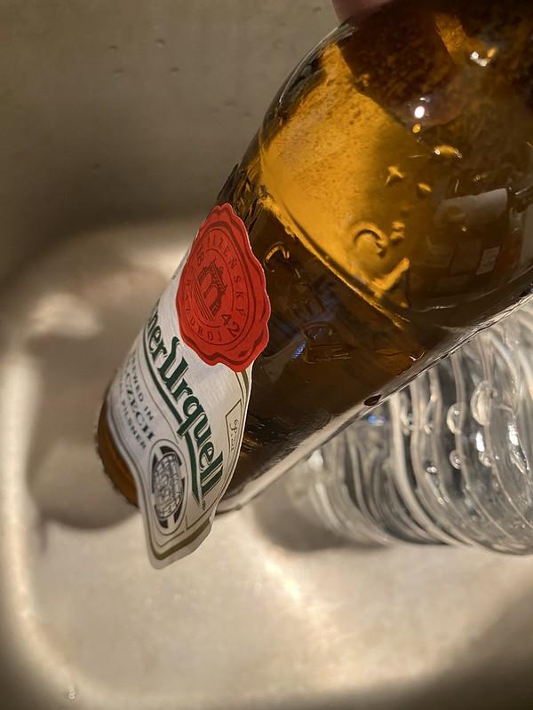 ビールのラベルはがし_04