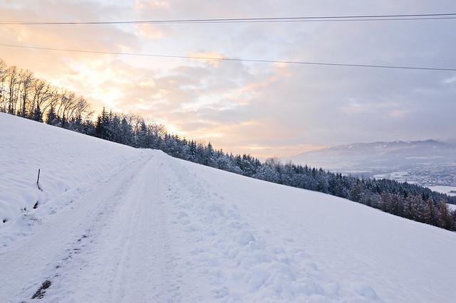 road to winterwonderland
