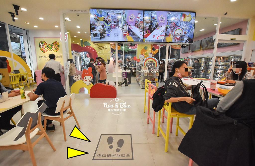 kitty &X-Store台中三麗鷗聯名7-11商店13