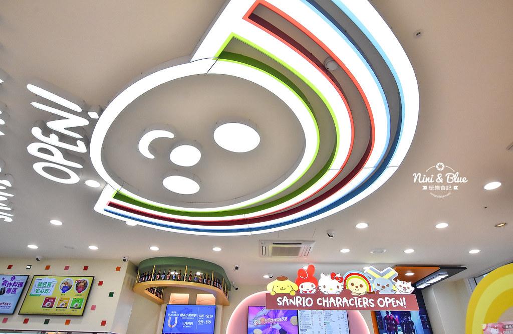 kitty &X-Store台中三麗鷗聯名7-11商店11