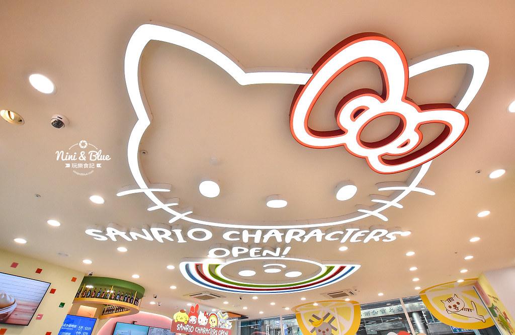 kitty &X-Store台中三麗鷗聯名7-11商店09