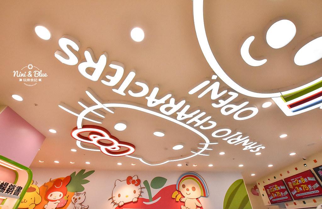 kitty &X-Store台中三麗鷗聯名7-11商店12