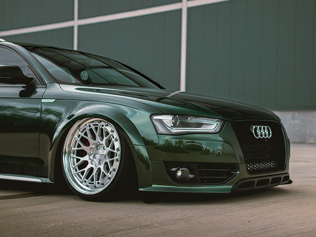B8.5 Audi Allroad
