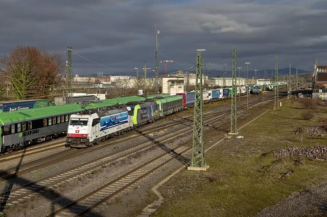 Neue Loks im Ralpin-Verkehr