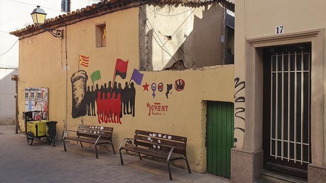 Streets of catalonia