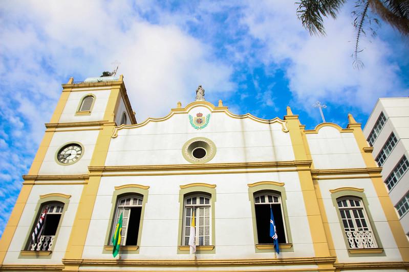 Cidade de Guarulhos comemora 460 anos na Catedral