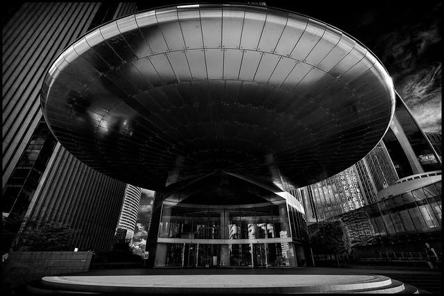 Dark City Entrance