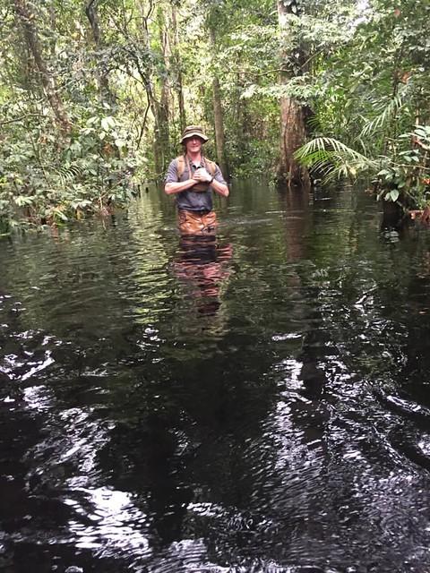 Loidjo back water