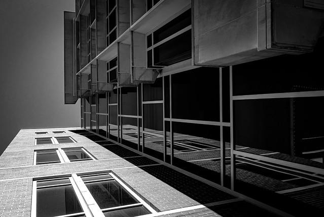 Mirror Image - Devon Energy Hall