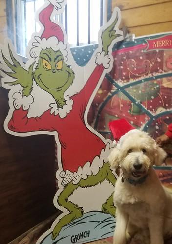 "Merry Grinchmas, Love ""Max"""