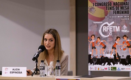 I Congreso Nacional Tenis de Mesa Femenino