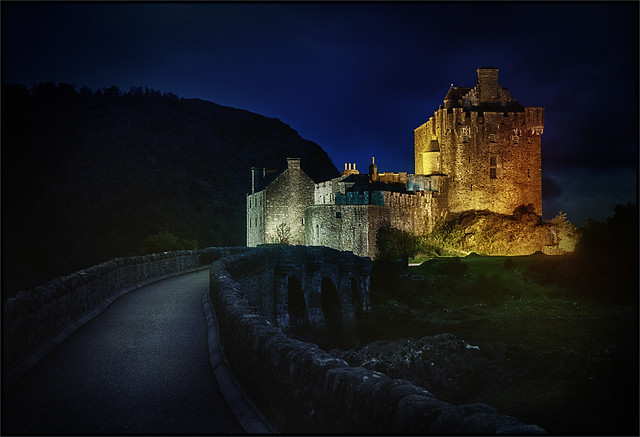 Eilean Donan Castle 2016