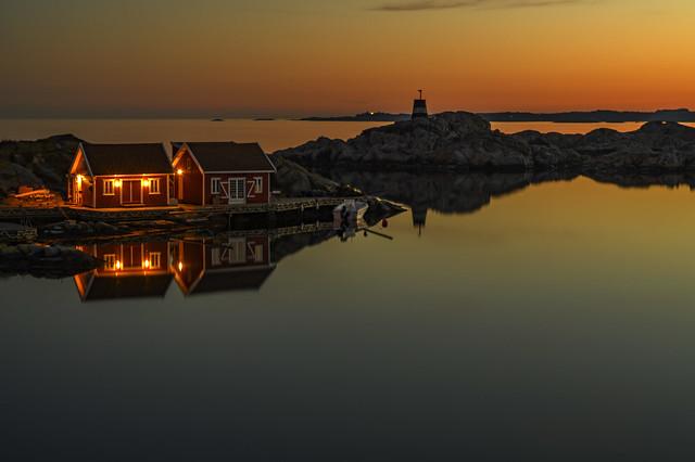 Ulvøysund, Norway