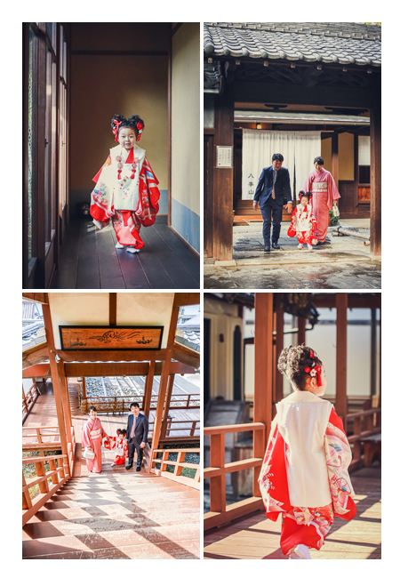 名古屋市でオススメの七五三の前撮りスポット 八事山興正寺