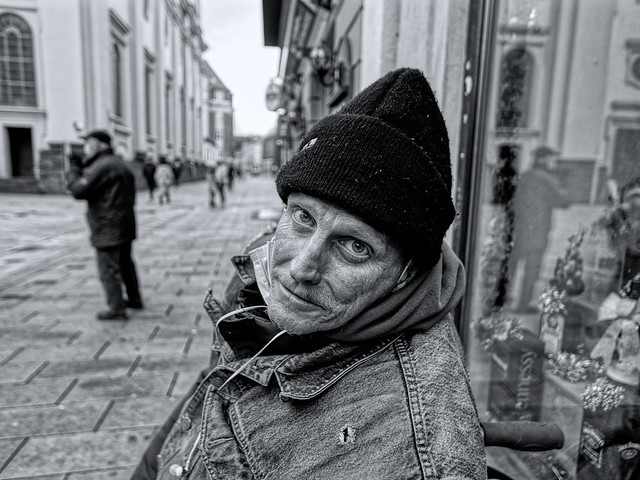 LIVING ON THE STREETS