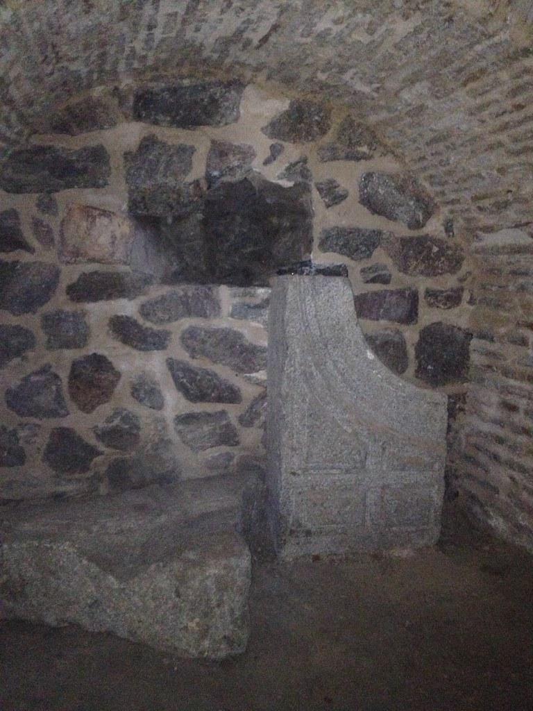 Restos del Palacio de Vargas. Fotografía cedida por Luis Balairón.