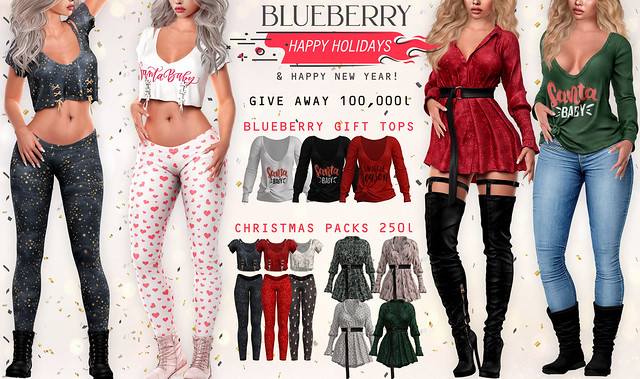 Blueberry Shop & Hop Holiday Event 2020