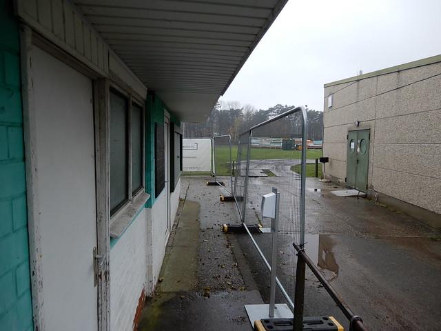 Renovatie Campus Rustoord - Afbraakwerken