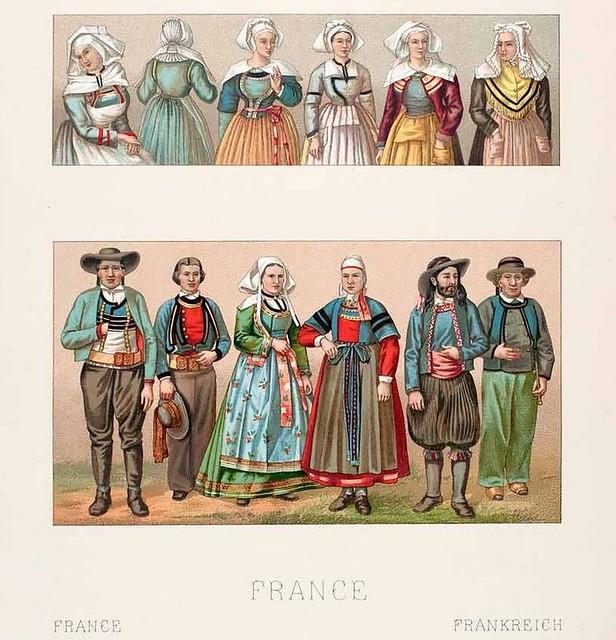Breton costume
