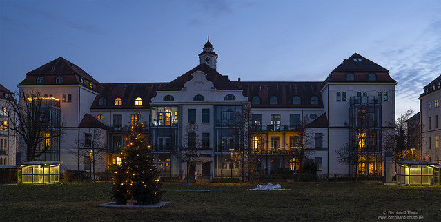 Christmas time at Luitpoldpark