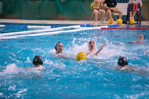 14. december 2020 - polfinale pokala Calcit Waterpolo : VD Slovan Ljubljana 17:6